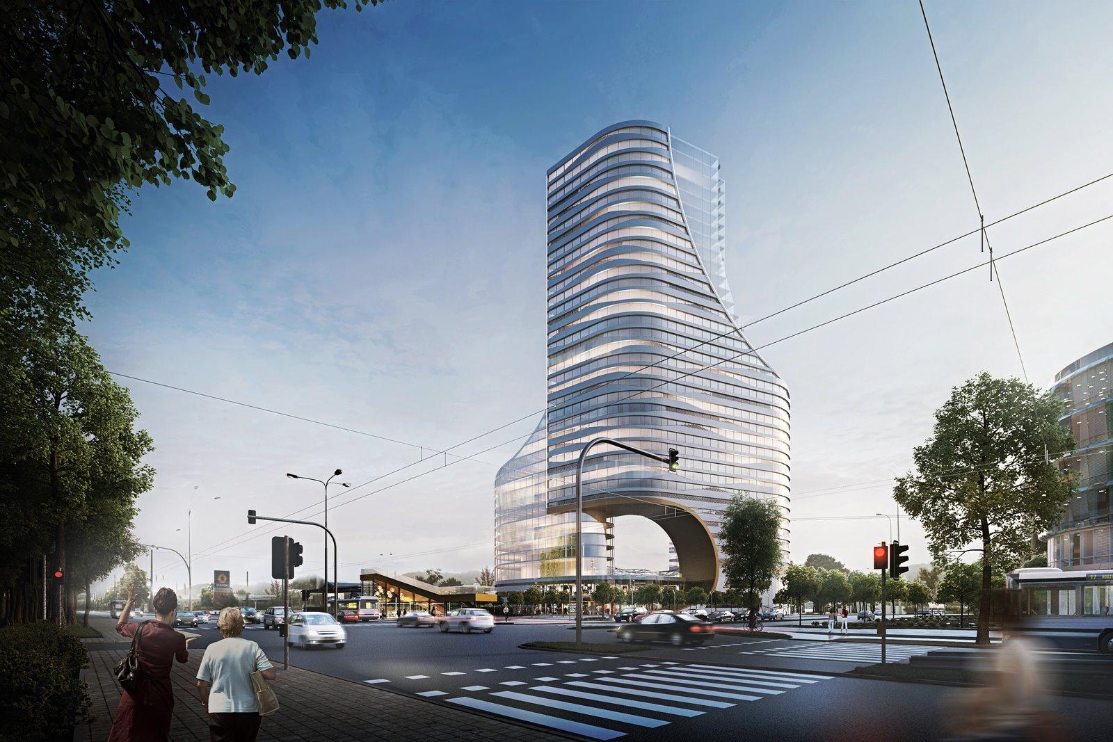 Gdynia - Centrum Biurowe Stryjska